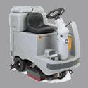 Used floor care equipment