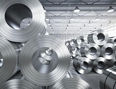 steel metal product inventory
